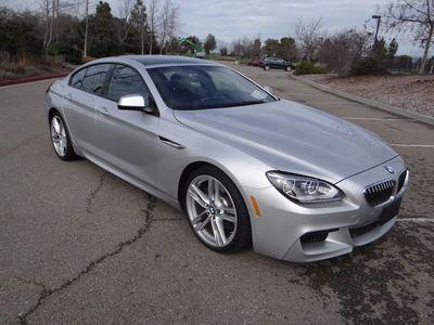 Used BMW I Gran Coupe I At Luxury MotorsBay Area - 640i bmw 2014