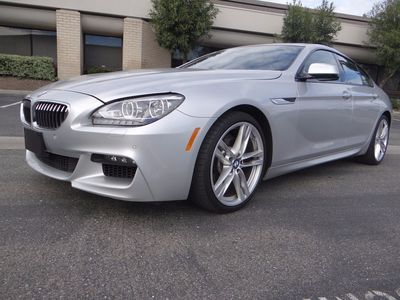 Used BMW I Gran Coupe I At Luxury MotorsBay Area - Bmw 640i convertible 2014