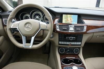 2014 Mercedes-Benz CLS 550 CLS 550