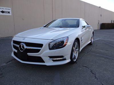 Used 2013 MercedesBenz SL 550 at Luxury MotorsBay Area
