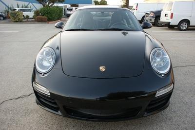 2012 Porsche 911 Black Edition