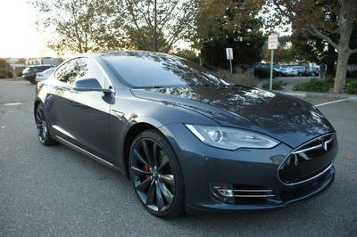 Used Tesla Model S Performance At Luxury MotorsBay Area - 2014 tesla model s