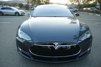 Used Tesla Model S Performance At Luxury MotorsBay Area - 2014 tesla