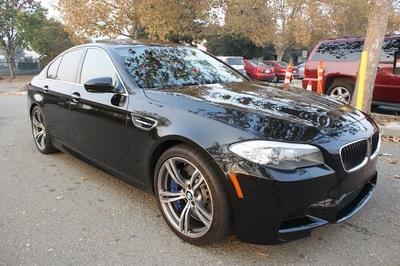 2013 BMW M5