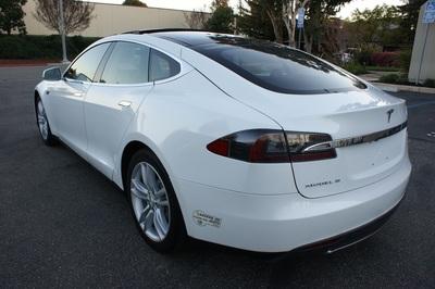 2012 Tesla Model S 85