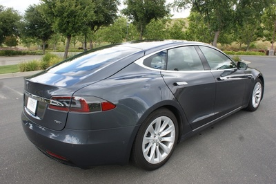 Tesla Model S 75d >> 2017 Tesla Model S 75d At Luxury Motors Bay Area