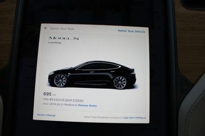 2019 Tesla Model S Dual Motor Long Range