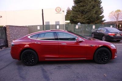2017 Tesla Model S 90d At Luxury Motors Bay Area