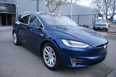 2016 Tesla Model X 60D