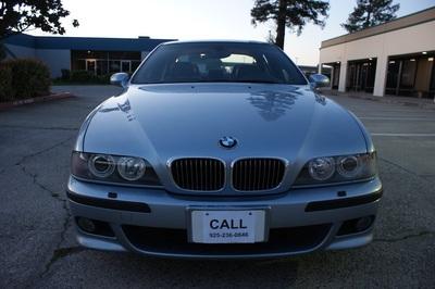 2003 BMW M Models M5