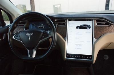 2017 Tesla Model X 75D
